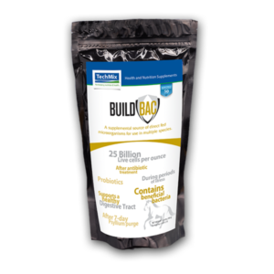 Build Bac digestive supplement