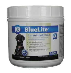 Canine BlueLite Jar